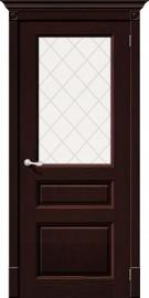 Межкомнатная дверь Леонардо, по, венге
