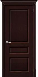 Межкомнатная дверь Леонардо, пг, венге