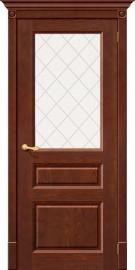 Межкомнатная дверь Леонардо, по, орех