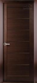 """Межкомнатная дверь """"Мирелла"""", по, венге"""