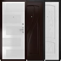Накладки для входных Ульяновских дверей