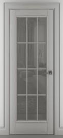 "Межкомнатная дверь ""Неаполь"", по, серый"
