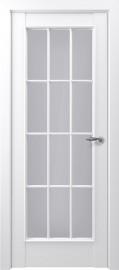 """Межкомнатная дверь """"Неаполь"""", по, белый"""