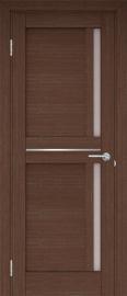 """Межкомнатная дверь """"Неаполь"""", по, венге"""