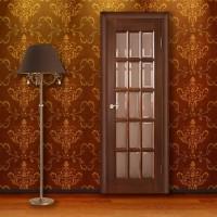 Нестандартные двери из массива