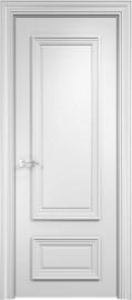 "Межкомнатная дверь ""Нормандия"", пг, белый"