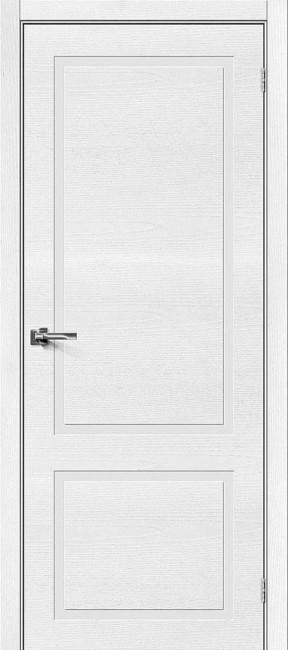 """Межкомнатная дверь """"Нью-Йорк"""", пг, ясень ваниль"""