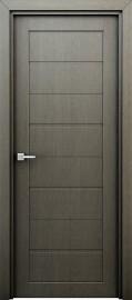 "Межкомнатная дверь ""Орион"", пг, серый"