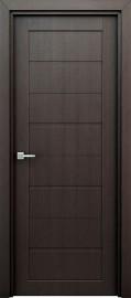"""Межкомнатная дверь """"Орион"""", пг, венге"""
