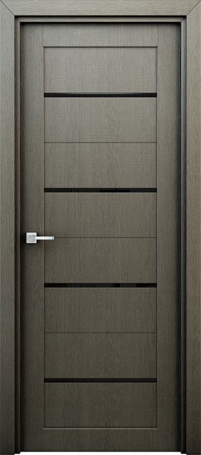 """Межкомнатная дверь """"Орион"""", по, серый"""