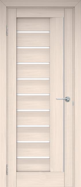 """Фото -   Межкомнатная дверь """"Палермо"""", по, эшвайт     фото в интерьере"""