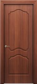 """Межкомнатная дверь """"Палитра 62-4"""", пг, итальянский орех"""