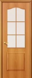 """Межкомнатная дверь """"Палитра"""", по, миланский орех"""