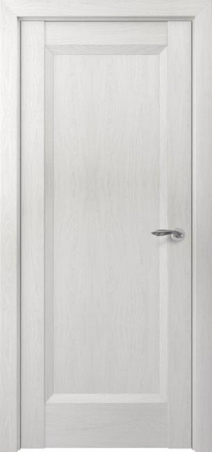 Фото -   Межкомнатная дверь Zadoor ПГ Неаполь тип-N пекан белый   | фото в интерьере