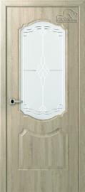 """Межкомнатная дверь """"Перфекта"""", по, рис.36, дуб дорато"""
