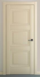 Межкомнатная дверь Гранд В2, пг, матовый крем