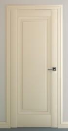 Межкомнатная дверь Неаполь В3, пг, матовый крем