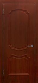 """Межкомнатная дверь ПВХ """"Асти"""", пг, коньяк"""