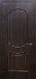 """Межкомнатная дверь ПВХ """"Асти"""", пг, шоколад"""