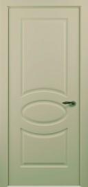 Межкомнатная дверь ПГ Прованс Капучино Эмаль