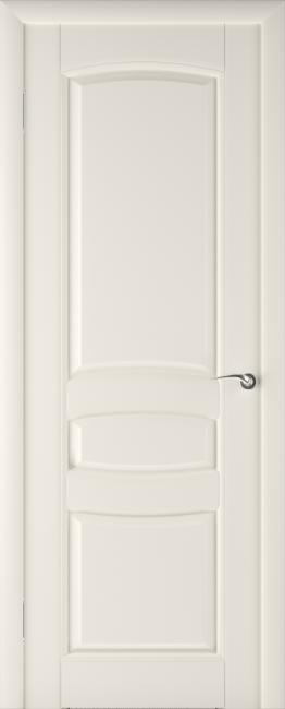 Фото -   Межкомнатная дверь ПГ Этюд Жемчуг Эмаль   | фото в интерьере