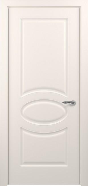 Межкомнатная дверь ПГ Прованс Жемчуг Эмаль