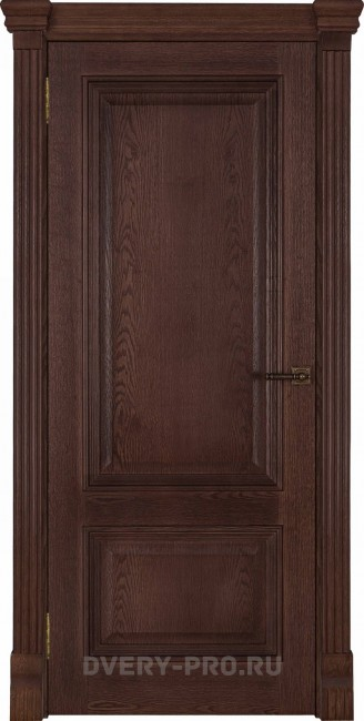 """Межкомнатная дверь """"Корсика"""", пг, Вrandy"""