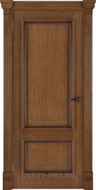 "Межкомнатная дверь ""Корсика"", пг, Patina Antico"