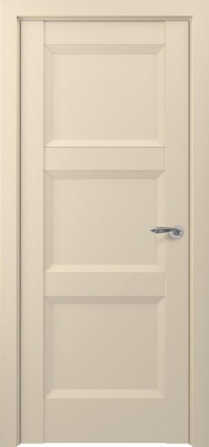 Фото -   Межкомнатная дверь Zadoor ПГ Гранд тип-N матовый крем     фото в интерьере