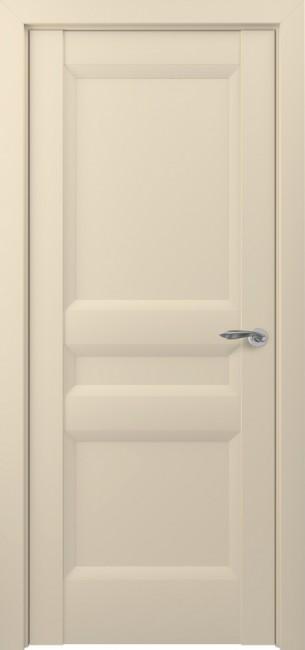 Фото -   Межкомнатная дверь Zadoor ПГ Ампир тип-N матовый крем   | фото в интерьере