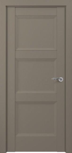 Фото -   Межкомнатная дверь Zadoor ПГ Гранд тип-N матовый графит   | фото в интерьере