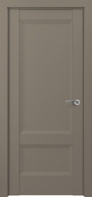 Фото -   Межкомнатная дверь Zadoor ПГ Турин тип-N матовый графит     фото в интерьере