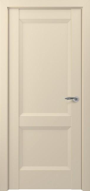Фото -   Межкомнатная дверь Zadoor ПГ Венеция тип-N матовый крем   | фото в интерьере