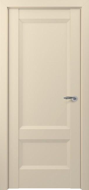 Фото -   Межкомнатная дверь Zadoor ПГ Турин тип-N матовый крем   | фото в интерьере
