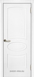 """Межкомнатная дверь """"Оливия"""", пг, ясень жемчуг"""