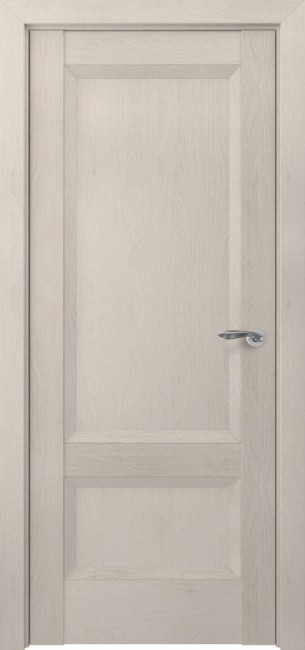 Фото -   Межкомнатная дверь Zadoor ПГ Турин тип-N пекан кремовый   | фото в интерьере