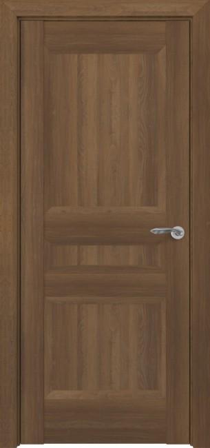 Фото -   Межкомнатная дверь Zadoor ПГ Ампир тип-N пекан светло-коричневый     фото в интерьере