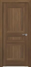 Межкомнатная дверь Zadoor ПГ Ампир тип-N пекан светло-коричневый