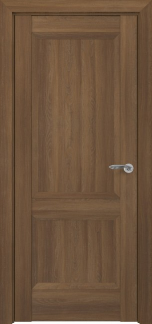 Фото -   Межкомнатная дверь Zadoor ПГ Венеция тип-N пекан светло-коричневый     фото в интерьере