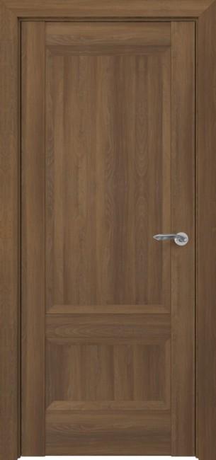 Фото -   Межкомнатная дверь Zadoor ПГ Турин тип-N пекан светло-коричневый     фото в интерьере