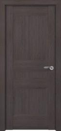 Межкомнатная дверь Zadoor ПГ Ампир тип-N пекан темно-коричневый