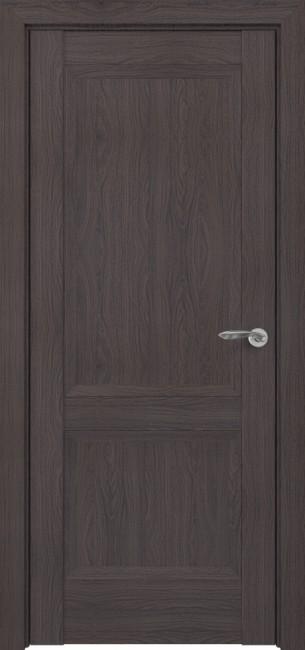 Фото -   Межкомнатная дверь Zadoor ПГ Венеция тип-N пекан темно-коричневый   | фото в интерьере