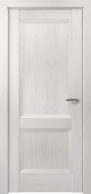 Фото -   Межкомнатная дверь Zadoor ПГ Венеция тип-N пекан белый   | фото в интерьере