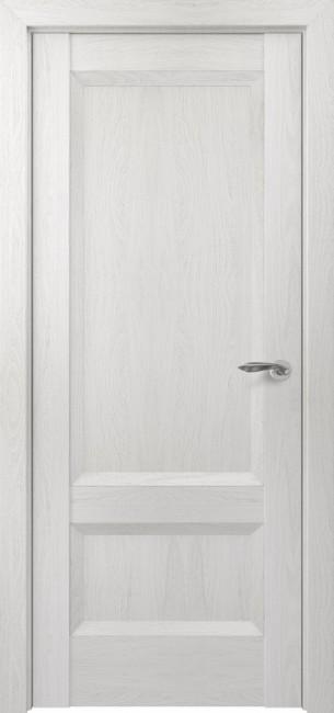 Фото -   Межкомнатная дверь Zadoor ПГ Турин тип-N пекан белый   | фото в интерьере