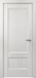 Межкомнатная дверь Zadoor ПГ Турин тип-N пекан белый