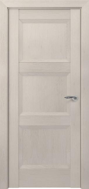 Фото -   Межкомнатная дверь Zadoor ПГ Гранд тип-N пекан кремовый   | фото в интерьере