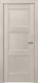 Межкомнатная дверь Zadoor ПГ Гранд тип-N пекан кремовый