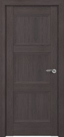 Межкомнатная дверь Zadoor ПГ Гранд тип-N пекан темно-коричневый