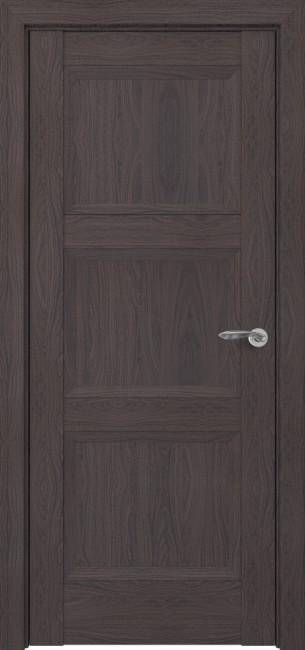 Фото -   Межкомнатная дверь Zadoor ПГ Гранд тип-N пекан темно-коричневый   | фото в интерьере