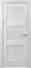 Межкомнатная дверь Zadoor ПГ Гранд тип-N пекан белый